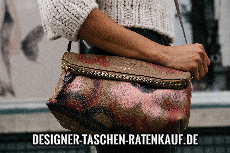 designer tasche auf raten