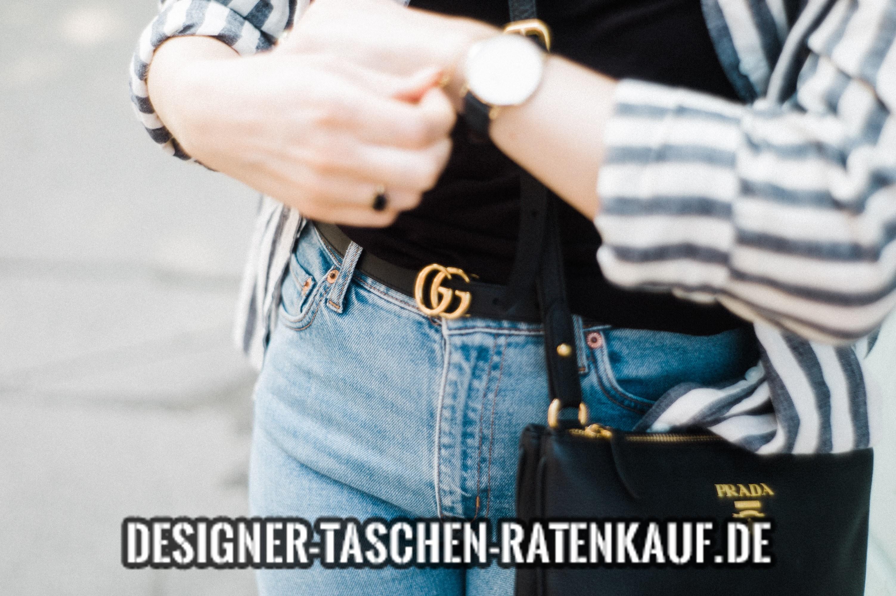luxus handtasche auf raten