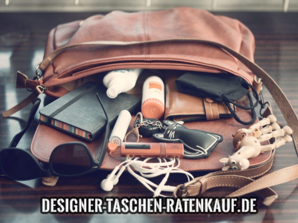 gebrauchte Luxus Taschen