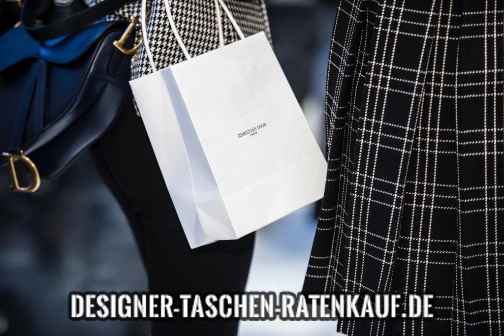 Dior Tasche Ratenzahlung