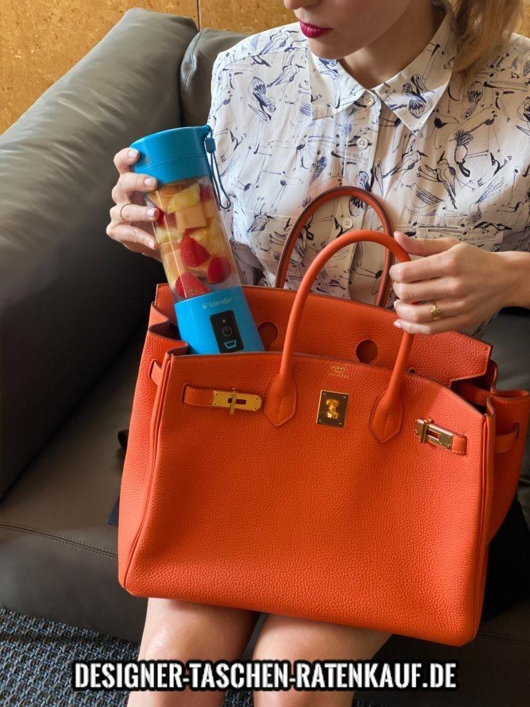 Hermès Tasche finanzieren